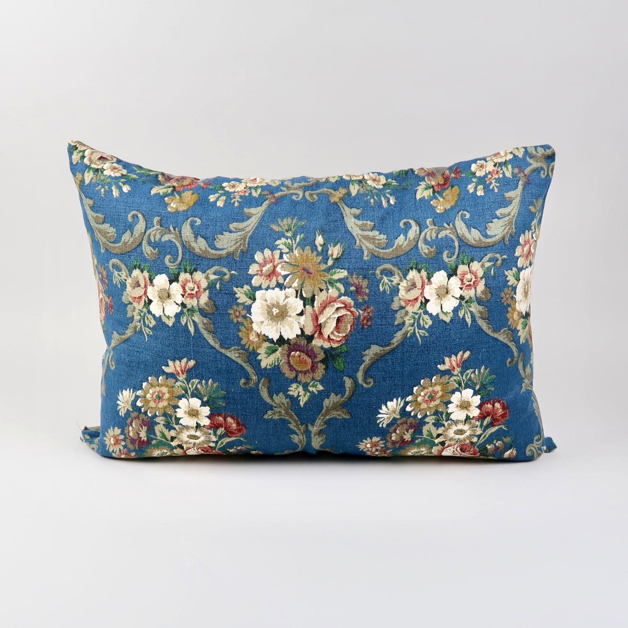 Vintage Sanderson Fabric Cushion