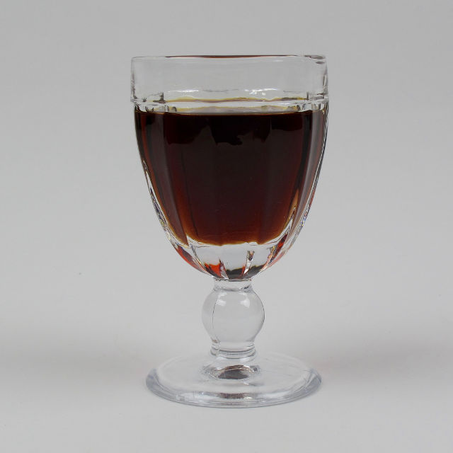 'Baroc' Wine Glass