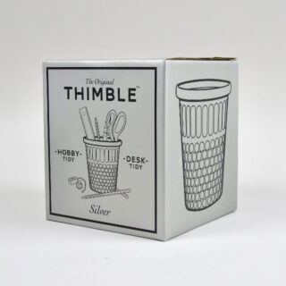 Giant Thimble - Silver