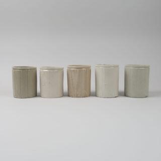 stone marmalade jar vintage