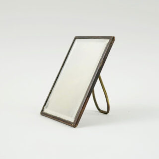 Standing Vintage Table Mirror