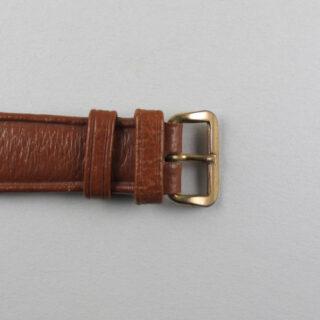 Smiths Astral National 17 gold vintage wristwatch, hallmarked 1965