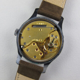 Smiths Astral Ref. T.105 chrome vintage wristwatch, sold in 1962