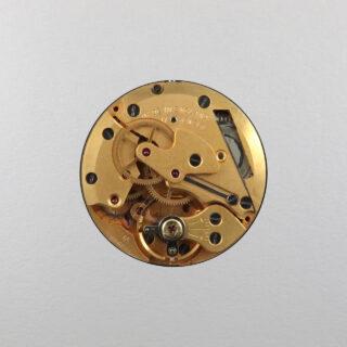 Smiths W10 military steel vintage wristwatch, 1970