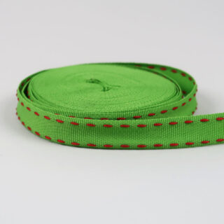 10m Roll of Fabric Ribbon