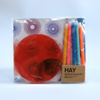 Spirograph Drawing Set COSDS V01