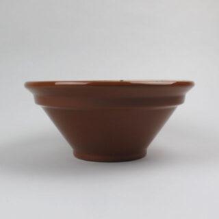 Terracotta Splatter Ware Bowl - Deep