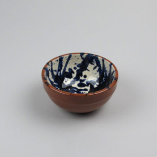 Terracotta Splatterware Bowl - Small