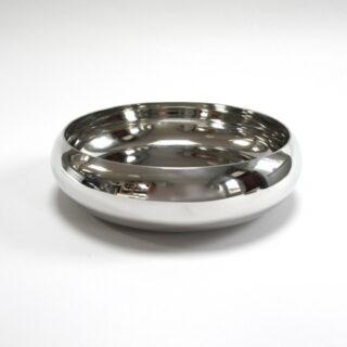 Spun Pewter Bowl, made in Sheffield