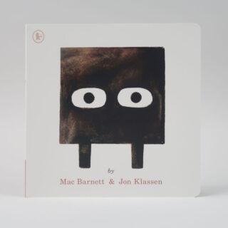 Square - Mac Barnett & Jon Klassen