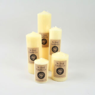 Church Candle - Blended With Beeswax
