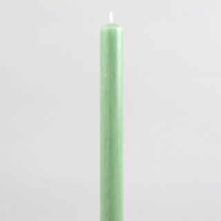 Dinner Candle - Atlantic Green