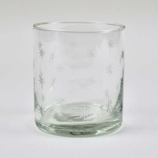 Star Glass Tumbler