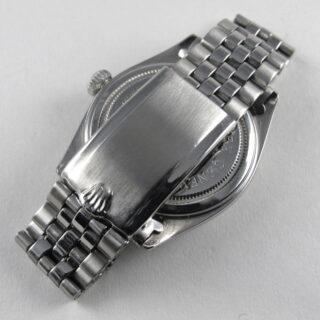 Steel Tudor / Rolex Oyster 'Big Rose' Second Series Ref. 7934 vintage wristwatch, dated 1960