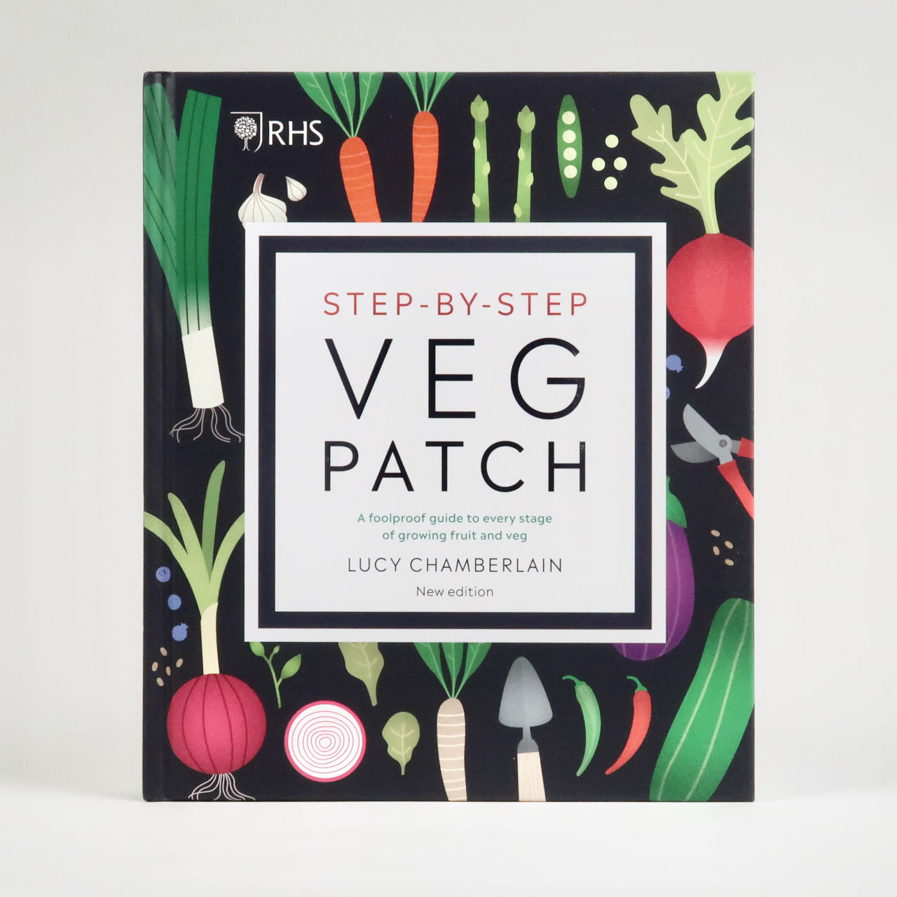 Step-By-Step Veg Patch - Lucy Chamberlain