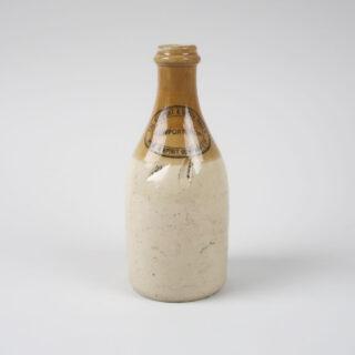 Stoneware Beer Bottles