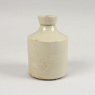 Stoneware ink bottles
