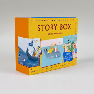 Story Box: Animal Adventures - Claudia Bolt