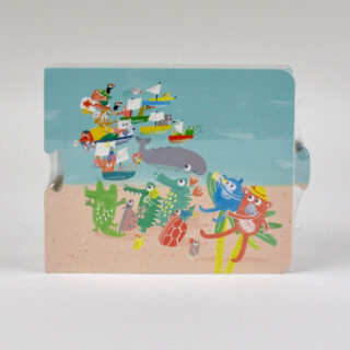 Story Box: Animal Adventures - Claudia Bolt