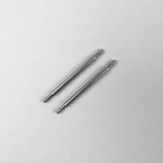 Springs bars for watch straps