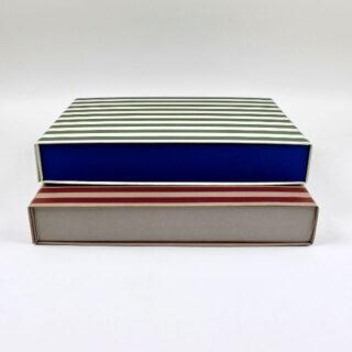 Striped Box - Rectangular