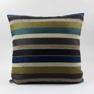 stripe textured cushion 01