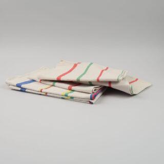 Vintage Stripe Tea Towels