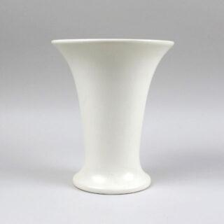 Sylvac Cream Trumpet Form Vase