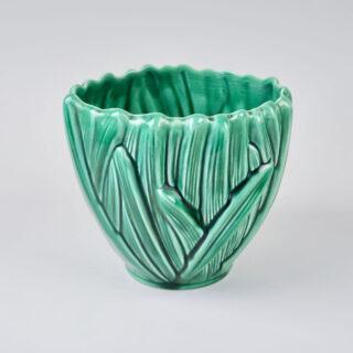 Sylvac Green Hyacinth Vase - Ref 2321
