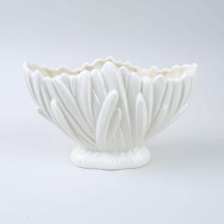 Sylvac Hyacinth Leaf Vase