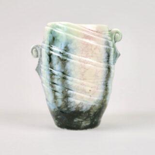 Mottled Sylvac Vase