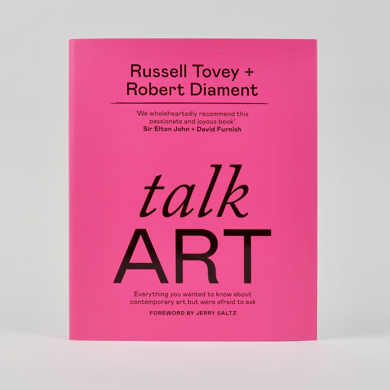 Talk Art - Russell Tovey & Robert Diament