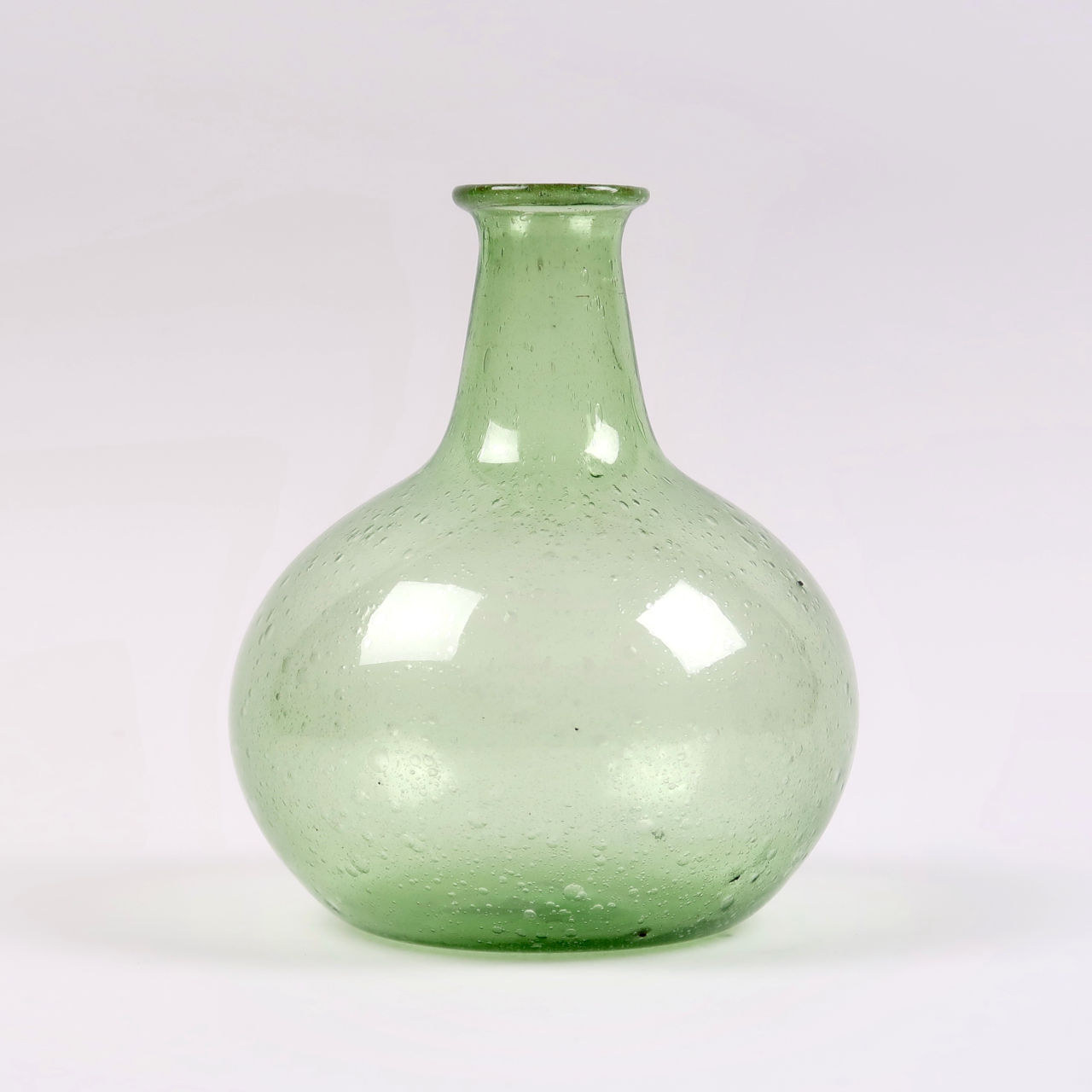 Globe Vase - Spring Green