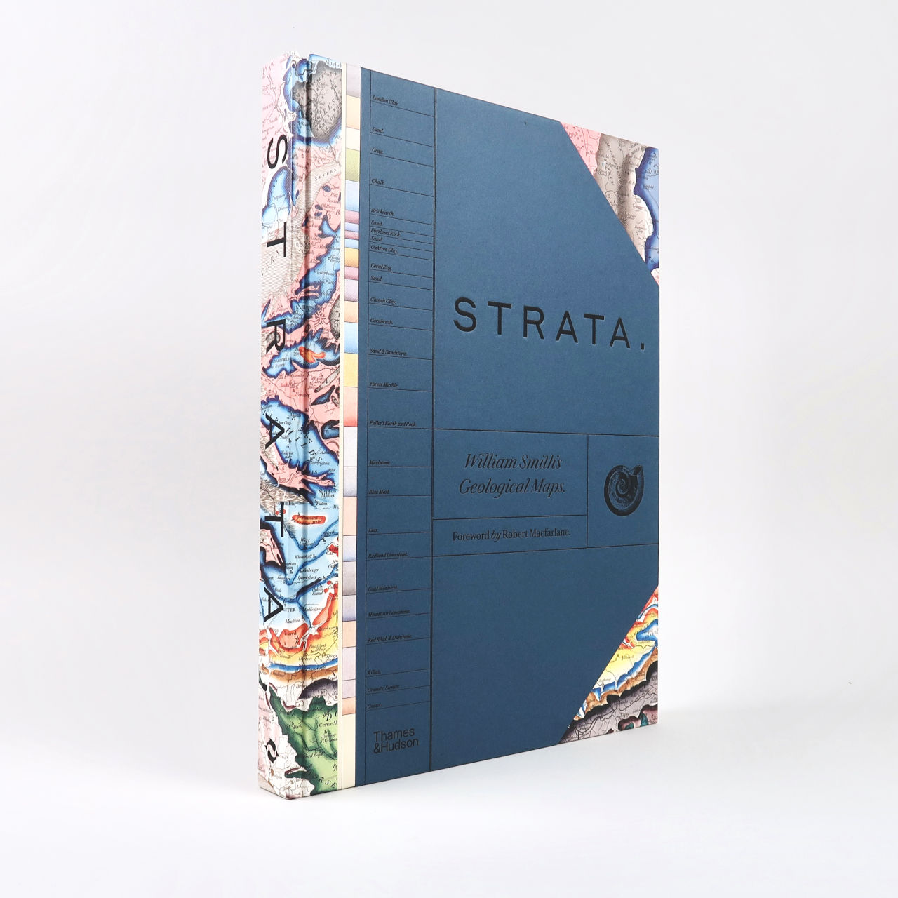 Strata: William Smith's Geological Maps