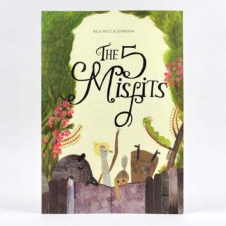 Five Misfits - Beatrice Alemagna