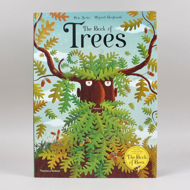The Book of Trees - Piotr Socha & Wojciech Graijkowski