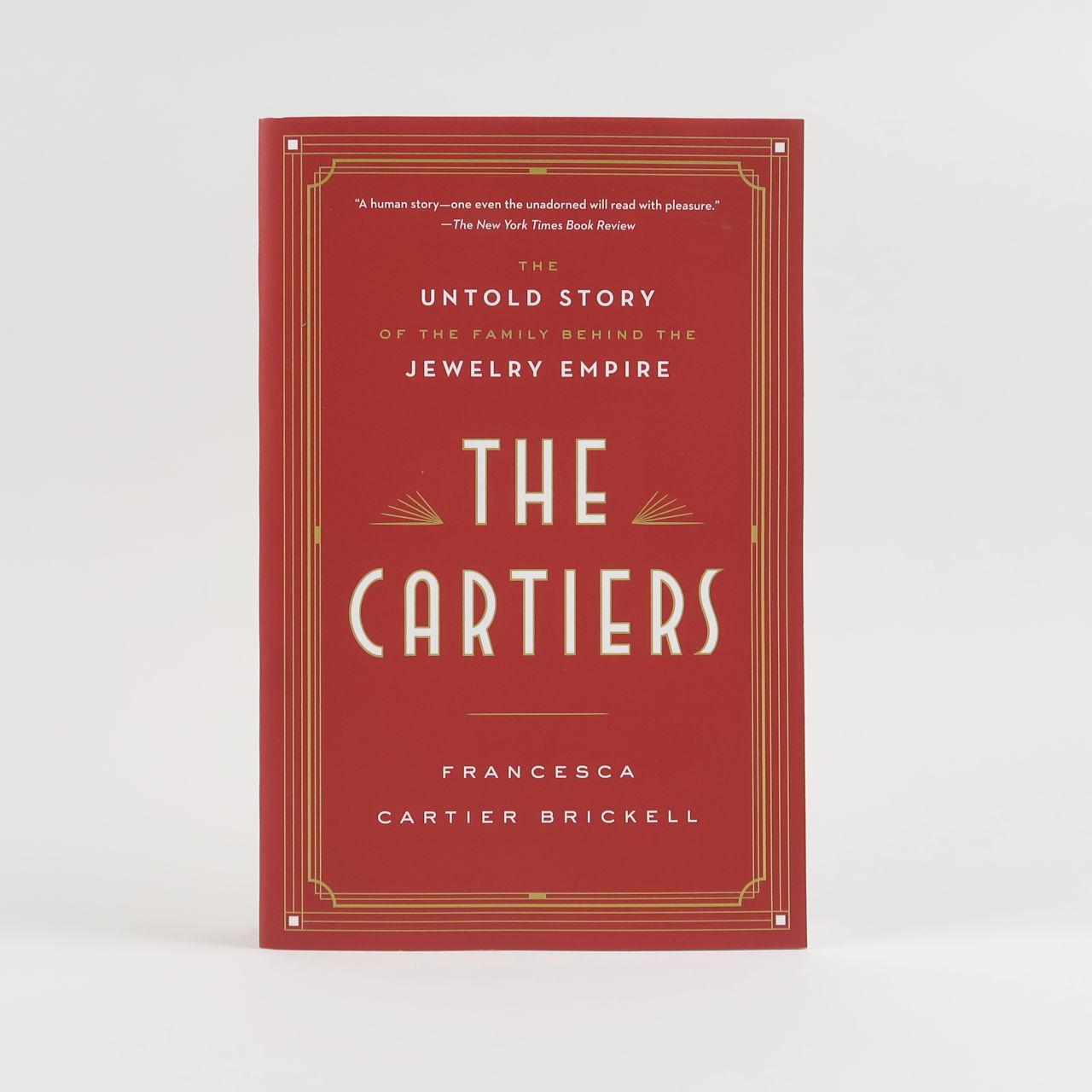 The Cartiers - Francesca Cartier Brickell