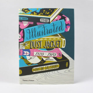the illustrated dust jacket 1920-1970 01