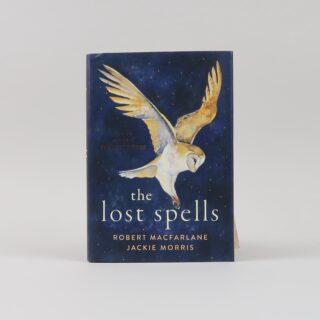 The Lost Spells - Robert Macfarlane & Jackie Morris