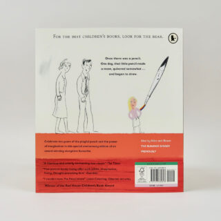 The Pencil - Alan Alberg & Bruce Ingman