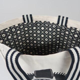 Black Bough Watch Tote Bag