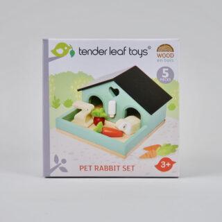Pet Rabbit Set