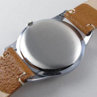 Tissot 'Oversized' Ref. 6740 -1 steel & chrome vintage wristwatch, circa 1957