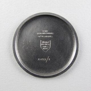 Tissot Ref. 6453 -1 retailed by Galli Zurich steel and chrome vintage wristwatch, circa 1946