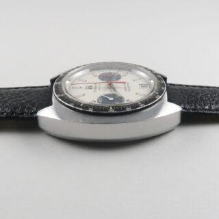 Tissot Seastar Navigator 'Panda Dial' Ref. 40522 steel vintage chronograph, circa 1973