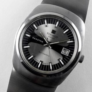 Tissot Seastar Ref. 44834, vintage wristwatch, circa 1974