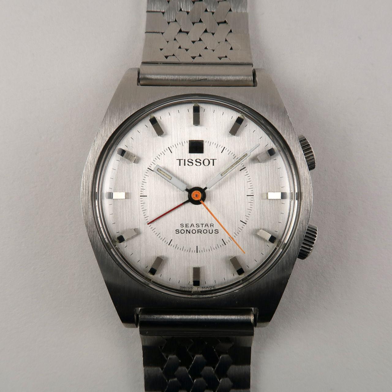Tissot Seastar Sonorous Ref. 40500-3X circa 1970