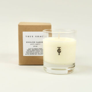 Small Scented Candle by True Grace - English Garden