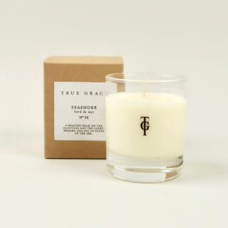 Small Scented Candle by True Grace - Seashore