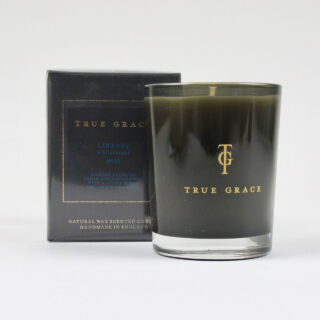 Scented Candle by True Grace - Library
